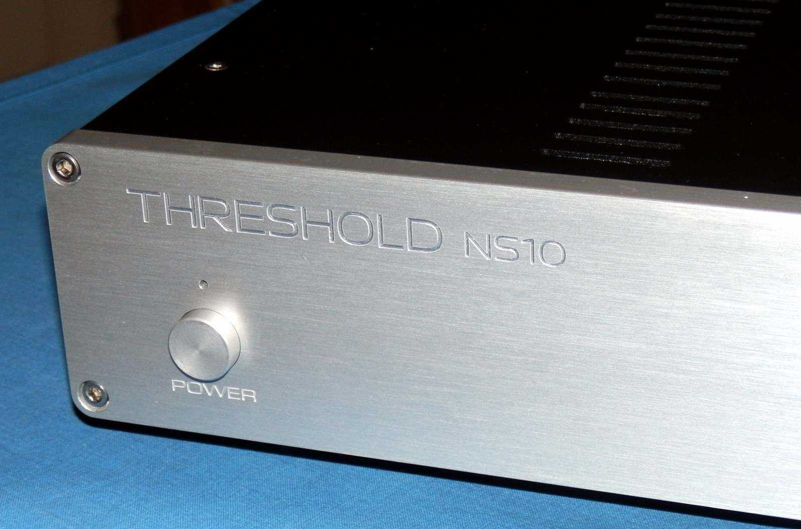 Kućište za TRESHOLD NS10 preamp  /   avg.-dec.2015.