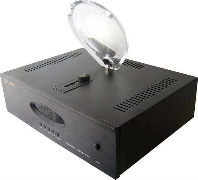 Prednja ploča za RCD 1 Vaccum Tube CD Player  /   dec.2008